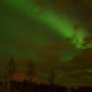 Tromso's sky