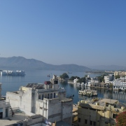 1. Lake Pichola and the Taj Lake Palace - Udaipur