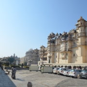 4. City Palace, Udaipur